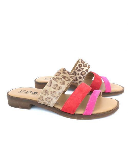 elena shoes ciabattina donna made in italy