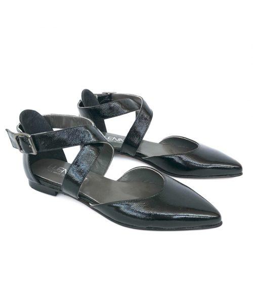 scarpa donna punta sfilata elena shoes made in italy